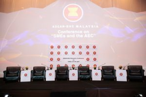 ASEAN-BAC Malaysia Conference on: SMEs and the AEC