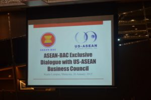 61st ASEAN-BAC Council Meeting & Other Side Meetings