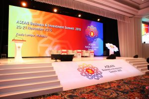 ASEAN Business & Investment Summit (ABIS) 2015 Day 1