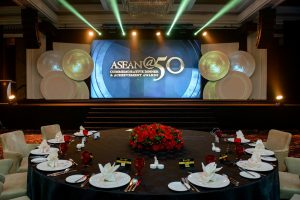 ASEAN@50 Commemorative Dinner & Achievement Awards