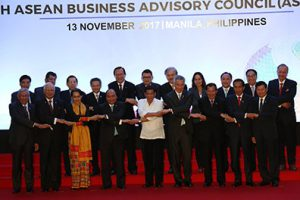 ASEAN Leaders Interface with ASEAN BAC